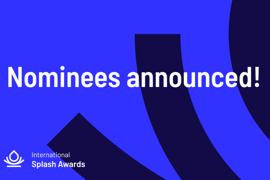 International Splash Awards 2019 nominees announced
